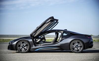BMW i8, un deportivo sostenible
